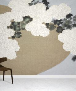 Blossom Momoyogusa Wallpaper Mural