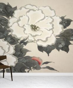 Flowers Momoyogusa Wallpaper Mural