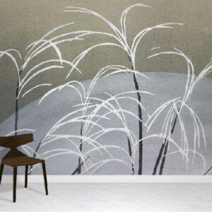 Frost Momoyogusa Wallpaper Mural