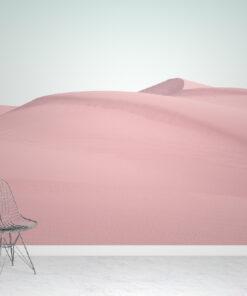 Sand Dunes Wallpaper Mural