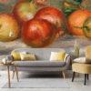 Renoir Fruit Wallpaper mural