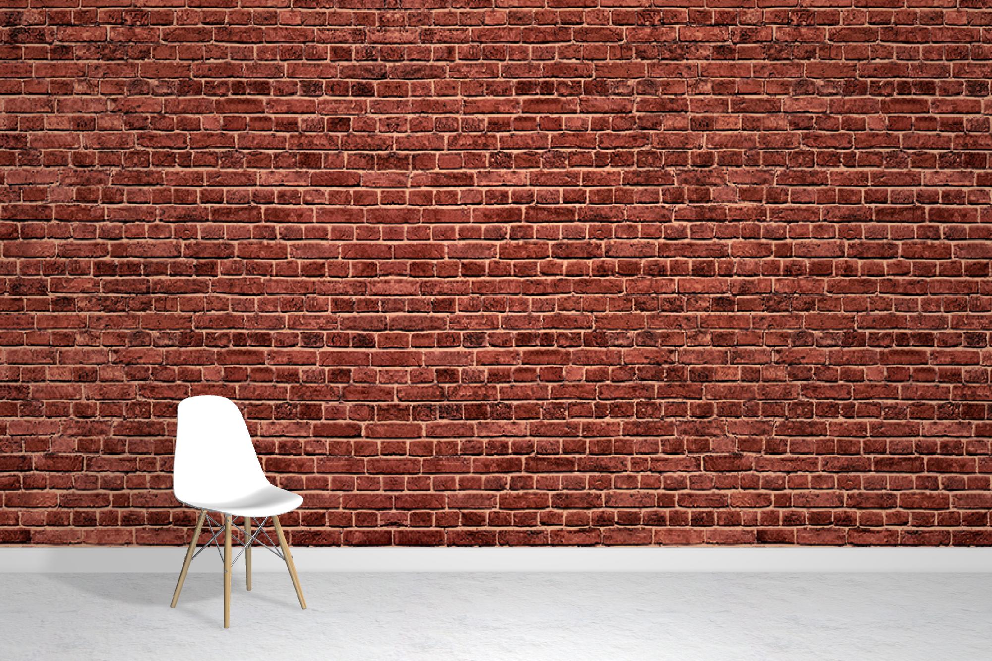 Classic Brick Wallpaper Mural