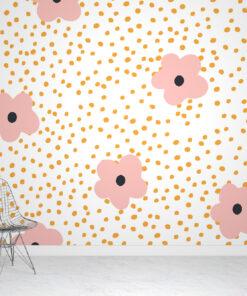 Scandinavian wallpaper-