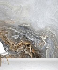 Oyster Wallpaper Mural