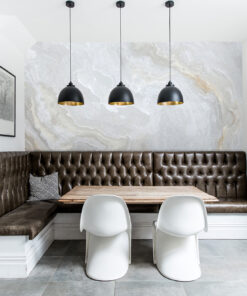 Oyster Marble Wallpaper mural
