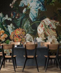 Still Life Flowers Wallpaper
