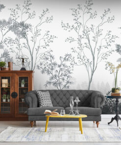 Wall Murals - Tree Wallpaper