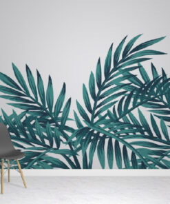 Low Tropical Wallpaper Mural