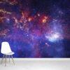 Hubble Stars Wallpaper Mural