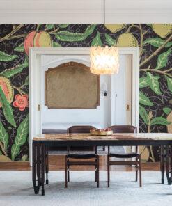 Fruit pattern wallpaper Mural