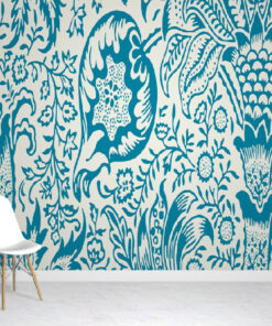 Indian Pattern Wallpaper Mural