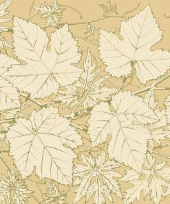 Nature Leaves Wallpaper Mural