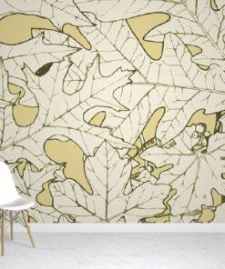 Nature Study Wallpaper Mural
