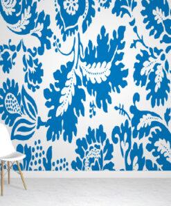 Venetian pattern wallpaper mural