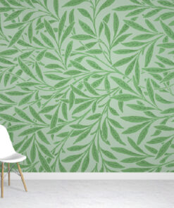 Willow Pattern Wallpaper Mural