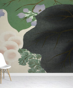 Violet Blush Wallpaper Mural