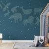 Constellation Fun wallpaper mural